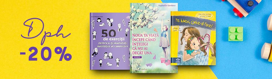Oferta Libris: Editura Didactica House Publishing - reducere de 20%