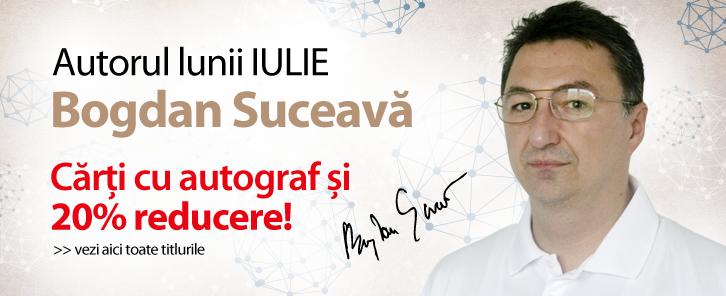 Autorul lunii iunie - Bogdan Suceav�