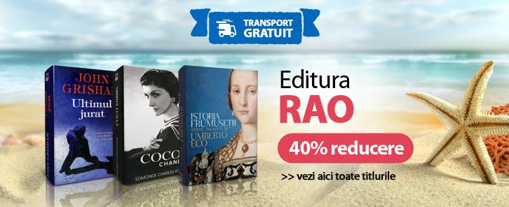 Editura Rao - 40% reducere