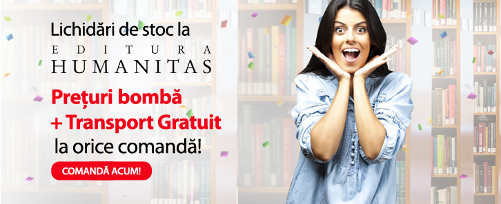 Lichidare de stoc la c�r�i - Editura Humanitas