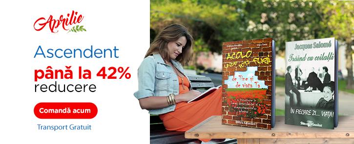 Editura Ascendent - reduceri de p�n� la 42%