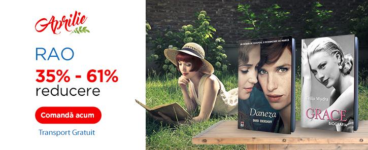Editura RAO - reduceri de 35-61%