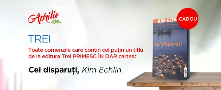 Editura Trei - carte cadou la fiecare comand�