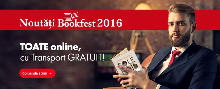 Nout��i Bookfest la Libris - reduceri de p�n� la 27%