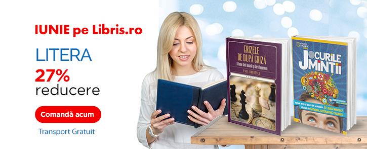 Editura Litera - reduceri de 27%