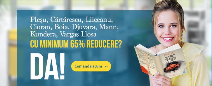 Editura Humanitas - reduceri de 65-85%