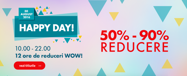 Happy Day 50% - 90%