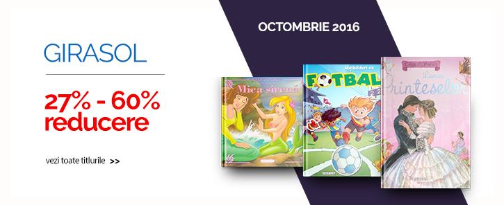Editura Girasol - reduceri de 27-60%