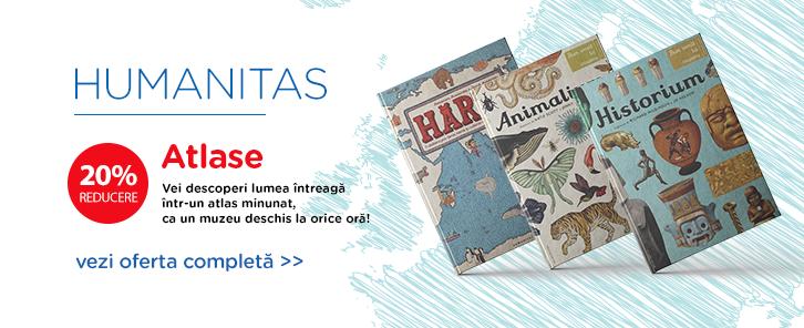 Enciclopedii Humanitas la Libris: reducere de 20%