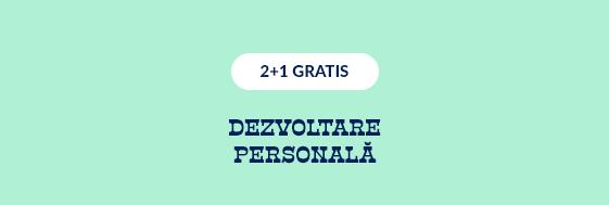 2+1 dezvoltare personala