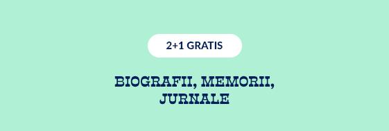 2+1 biografii, memorii, jurnale