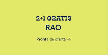2+1 Rao
