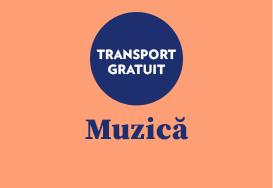 muzica transport gratuit