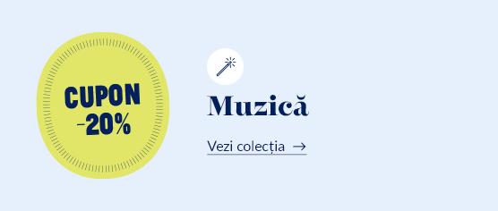 cupon 20% muzica