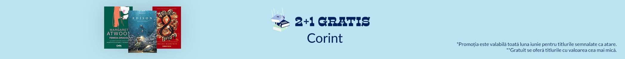Corint iunie reduceri