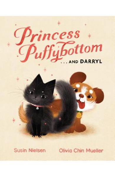 Princess Puffybottom . . . and Darryl - Susin Nielsen