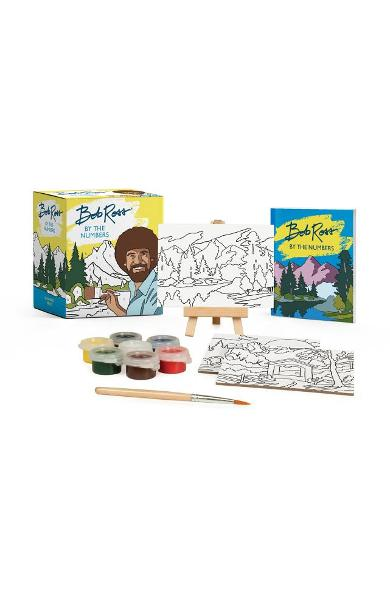 Bob Ross by the Numbers - Bob Ross