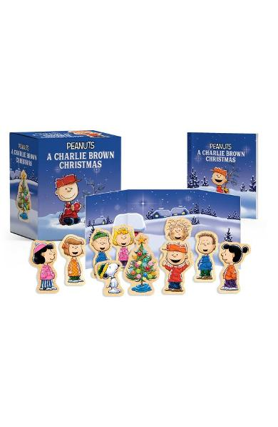 Peanuts: A Charlie Brown Christmas Wooden Collectible Set - Charles M. Schulz