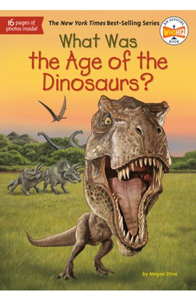 What Was the Age of the Dinosaurs? - Megan Stine