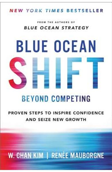 Blue Ocean Shift: Beyond Competing - Proven Steps to Inspire Confidence and Seize New Growth - W. Chan Kim