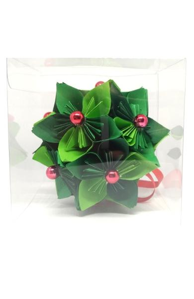 Flori Kusudama: Combined Green 1 - Son Art