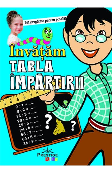 Invatam tabla impartirii