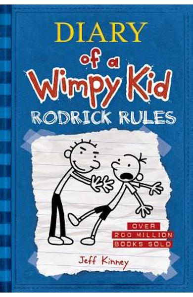 Rodrick Rules (Diary of a Wimpy Kid #2) - Jeff Kinney