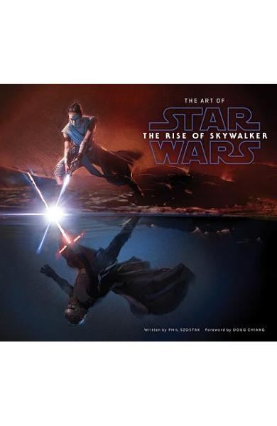 The Art of Star Wars: The Rise of Skywalker - Phil Szostak