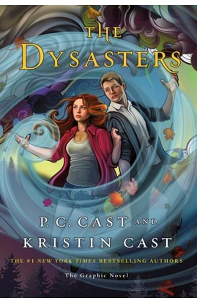 The Dysasters: The Graphic Novel - P. C. Cast