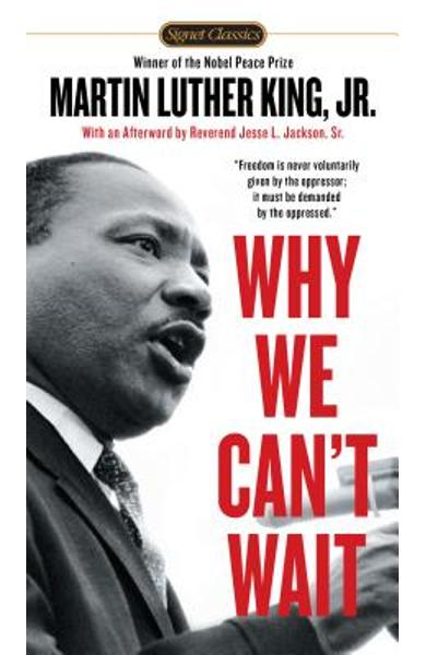 Why We Can't Wait - Martin Luther King