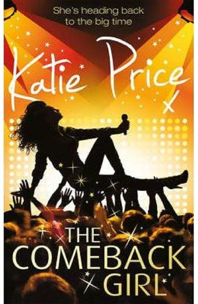 The Comeback Girl - Katie Price