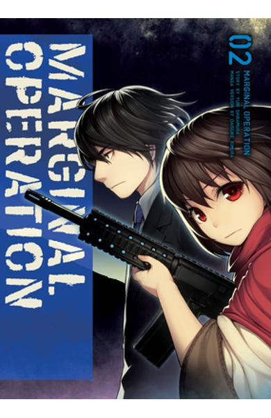 Marginal Operation: Volume 2 - Yuri Shibamura