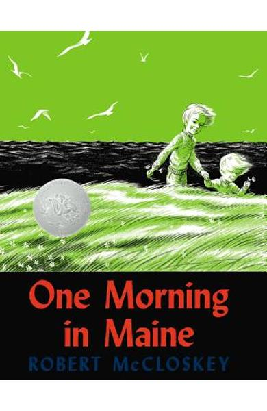 One Morning in Maine - Robert Mccloskey