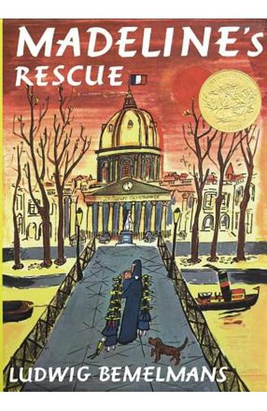 Madeline's Rescue - Ludwig Bemelmans