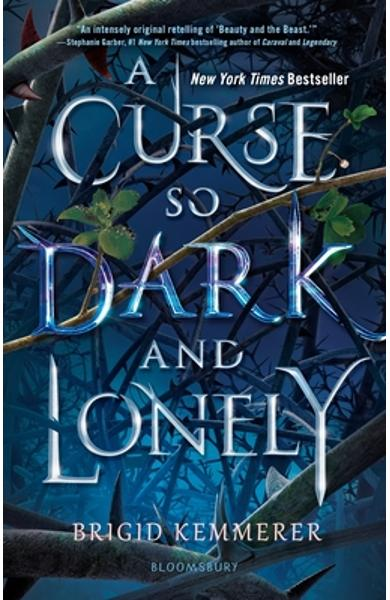 A Curse So Dark and Lonely - Brigid Kemmerer