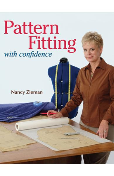 Pattern Fitting with Confidence - Nancy Zieman