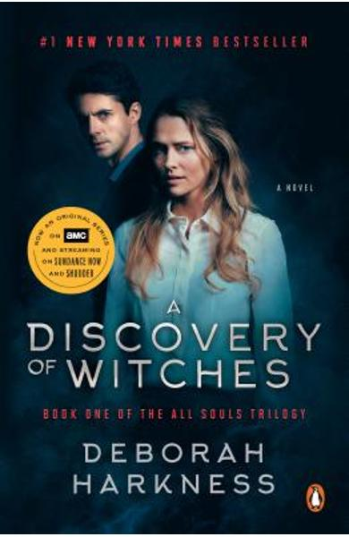 A Discovery of Witches (Movie Tie-In) - Deborah Harkness