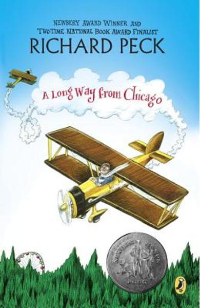 A Long Way from Chicago: A Novel in Stories - Richard Peck
