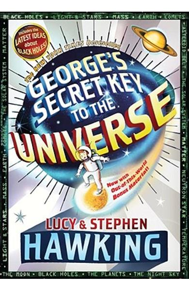 George's Secret Key to the Universe - Stephen Hawking