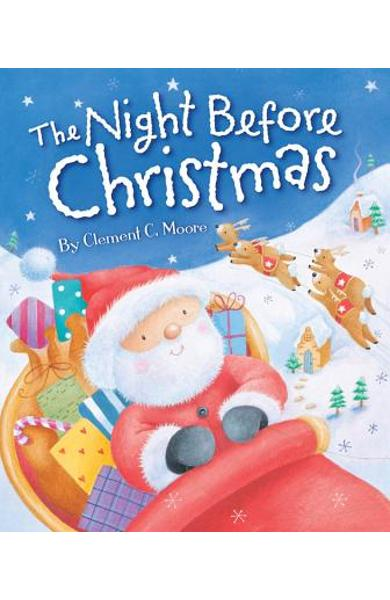 Night Before Christmas - Clement Moore