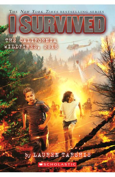 I Survived the California Wildfires, 2018 (I Survived #20) - Lauren Tarshis