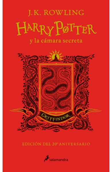 Harry Potter Y La C�mara Secreta. Edici�n Gryffindor (Libro 2) / Harry Potter and the Chamber of Secrets: Gryffindor Edition (Book 2) - J. K. Rowling