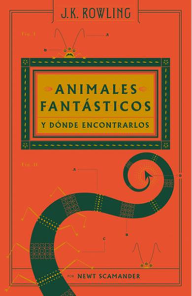 Animales Fant�sticos Y D�nde Encontrarlos / Fantastic Beasts & Where to Find Them - J. K. Rowling