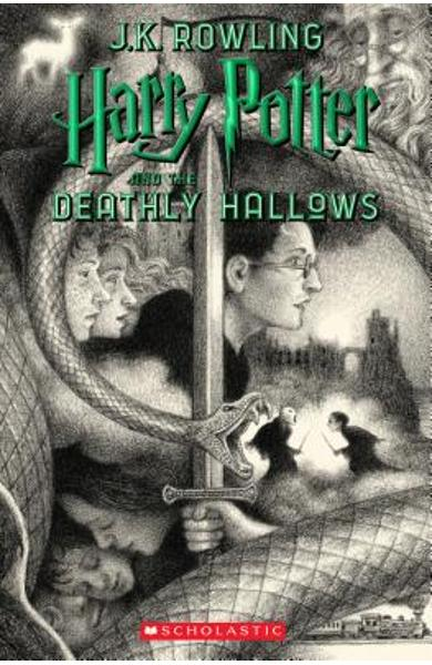 Harry Potter and the Deathly Hallows, Volume 7 - J. K. Rowling