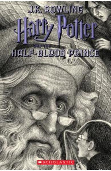 Harry Potter and the Half-Blood Prince, Volume 6 - J. K. Rowling
