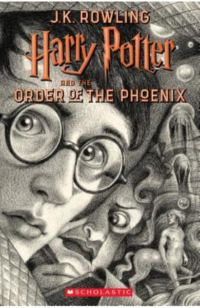 Harry Potter and the Order of the Phoenix, Volume 5 - J. K. Rowling
