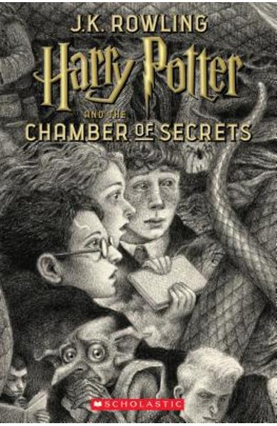 Harry Potter and the Chamber of Secrets, Volume 2 - J. K. Rowling