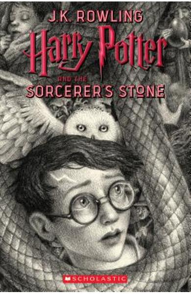 Harry Potter and the Sorcerer's Stone, Volume 1 - J. K. Rowling