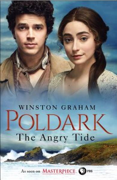 The Angry Tide: A Novel of Cornwall, 1798-1799 - Winston Graham