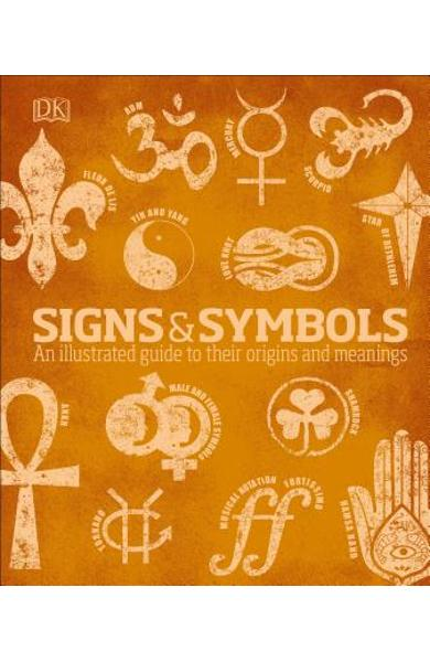 Signs and Symbols: An Illustrated Guide to Their Origins and Meanings - Miranda Bruce-mitford